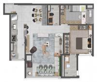 JM Marques | Empreendimento - Haus Mitre Alto do Butantã
