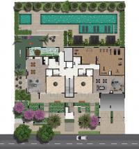 JM Marques   Empreendimento - Le Jardin Ibirapuera